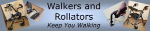 Walkers and Rollators - All About Walkers and Rollators