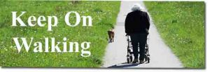 Rollators and Walkers Keep You Walking