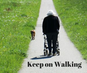 How to Get a Rollator Walker with Medicare
