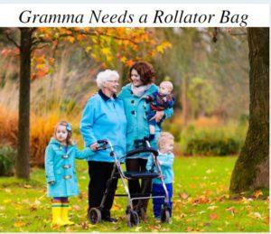 Best Rollator Walker Accessories Bag